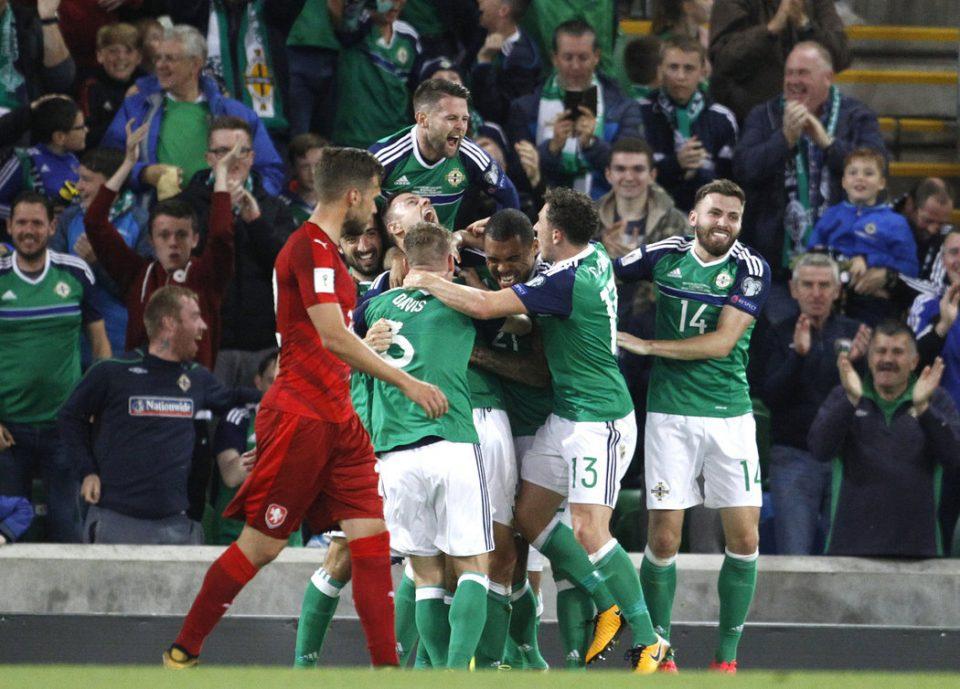 Prende due incontri Irlanda servizio