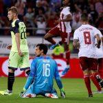 Champions League, lezione greca al Viktoria Plzen: l'Olympiacos ne fa 4 ed elimina i cechi